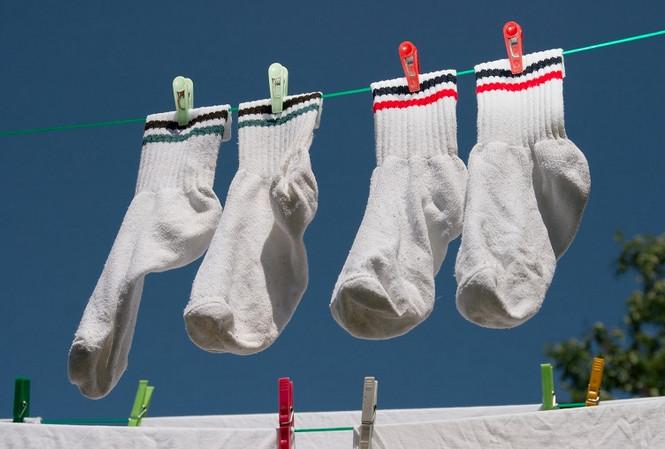 Теперь я знаю, как вернуть белизну носкам и футболкам без всякой химии. Мой белый белее снега!